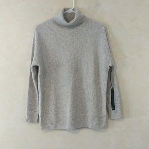 Nicole Miller 100% Cashmere Turtleneck Sweater